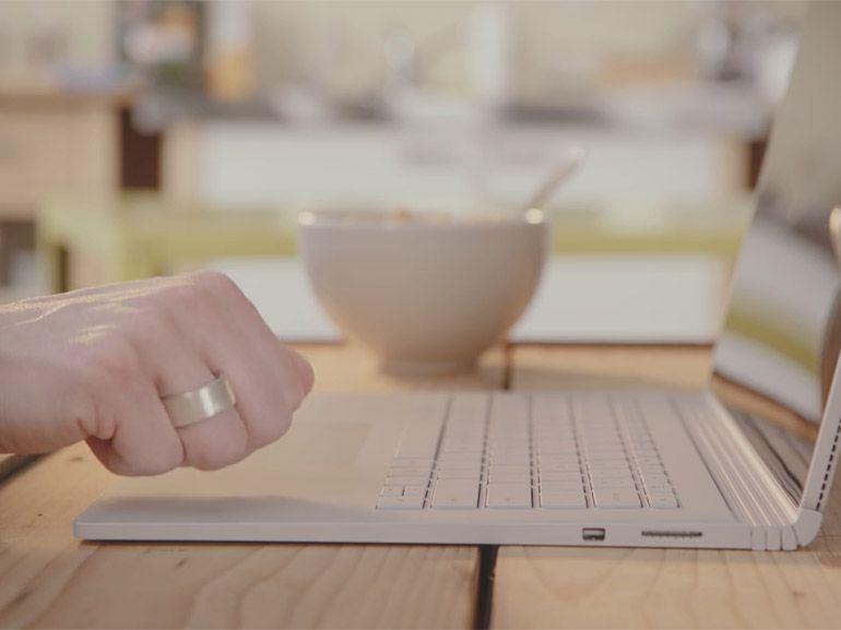 Token : une bague pour déverrouiller son PC ou remplacer clés et cartes de crédit