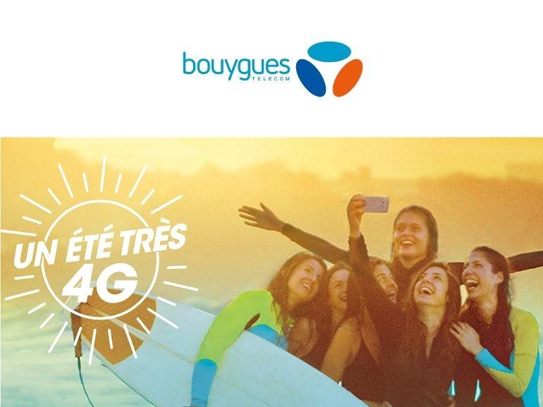 Bouygues Telecom propose le Samsung Galaxy A5 et de nombreux smartphones à 1€ avec ses forfaits Sensation