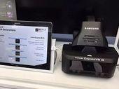 Exynos VR III : le casque de réalité virtuelle autonome de Samsung se montre