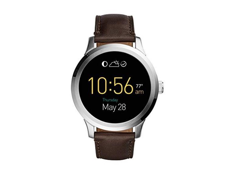 Bon plan : montre connectée Fossil Q Founder à 136€ au lieu de 195€