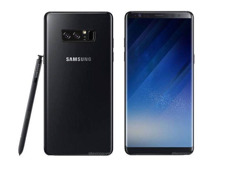 Samsung Galaxy Note 8 : la conférence de lancement est calée au 23 août