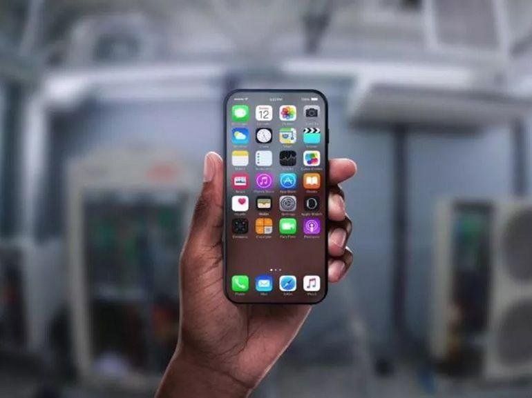 """L'iPhone 8 aurait droit à un écran 120 Hz """"Pro Motion"""" et à de la reconnaissance faciale 3D """"sécurisée"""""""