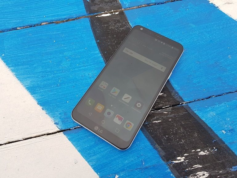 Prise en main du LG Q6, l'écran et puis après ?