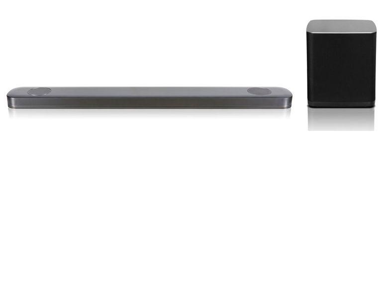 LG SJ9 : la barre de son Dolby Atmos la plus abordable