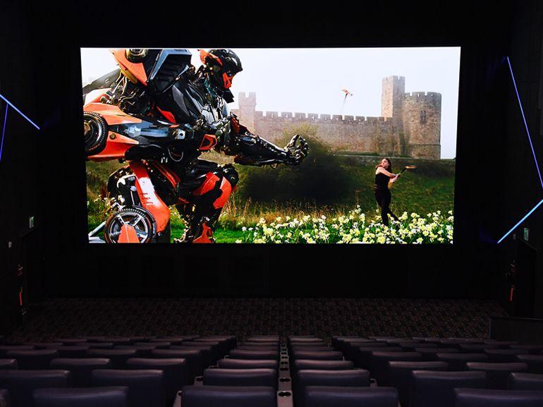 Onyx : l'écran de cinéma à LED de Samsung change de nom et débarque aux Etats-Unis