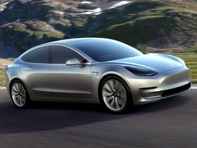 Tesla : la Model 3 arrive en Europe début 2019
