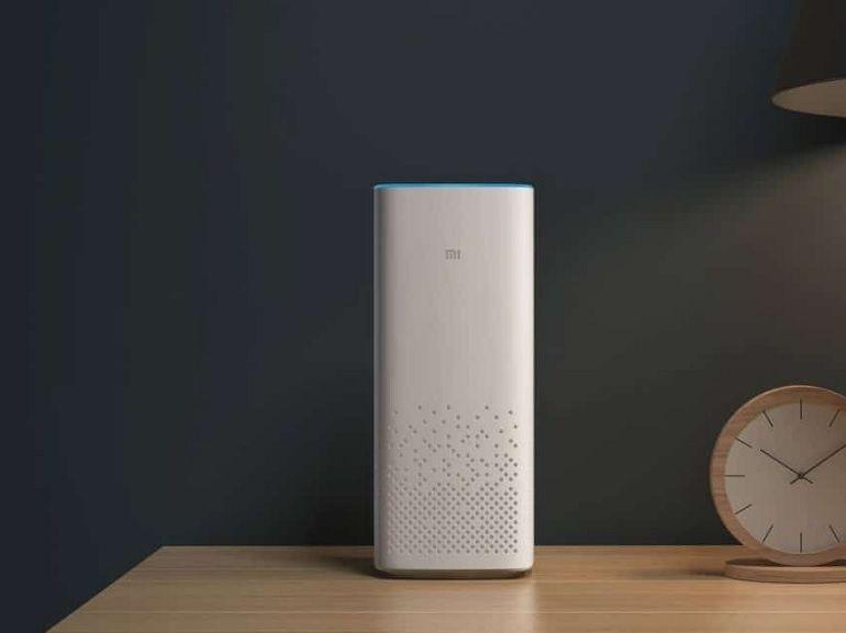 Xiaomi annonce son enceinte connectée, la Mi AI Speaker, à seulement 40€