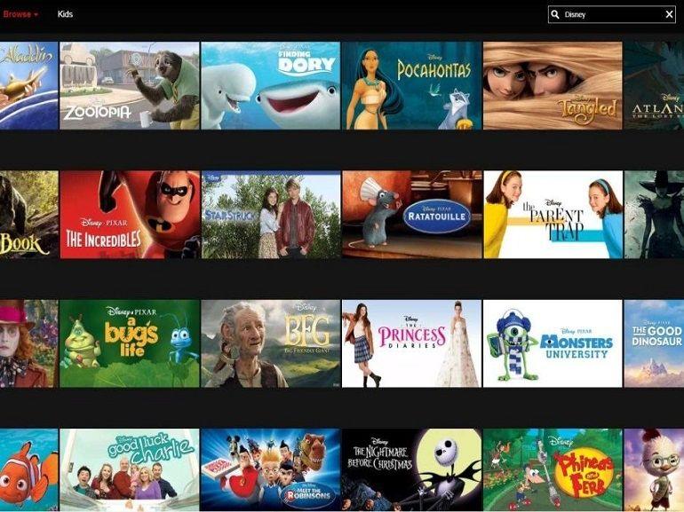 Disney lâche Netflix pour lancer son propre service de streaming en 2019
