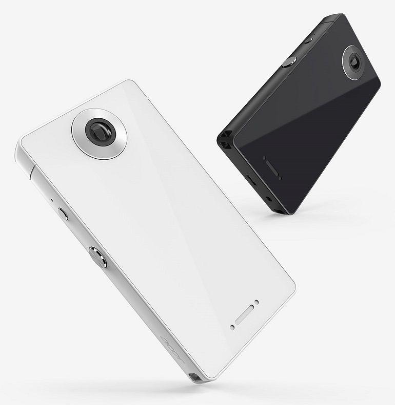 IFA 2017 : Acer présente trois caméras à 360 degrés