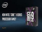 Les nouveaux Core i9 d'Intel sont surpuissants