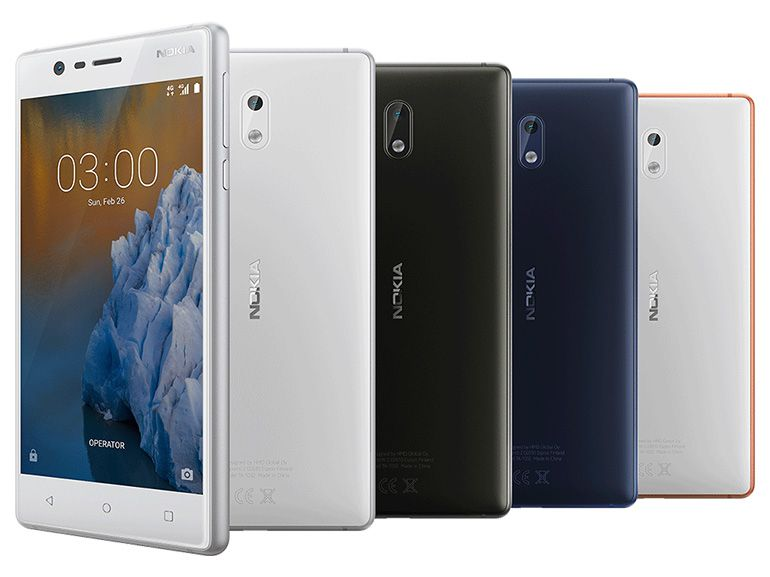 Nokia 3, un smartphone Android abordable mais peu puissant