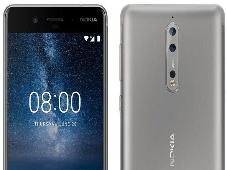 Le Nokia 8 promet de faire de jolis selfies