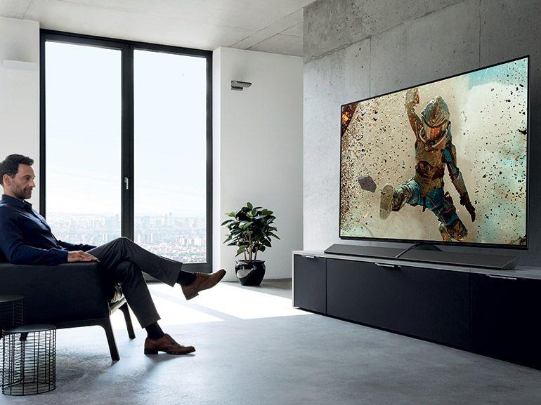 IFA 2017 : Panasonic présente le plus grand téléviseur OLED du marché