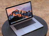 Apple MacBook Pro 15 pouces avec Touch Bar (2017)