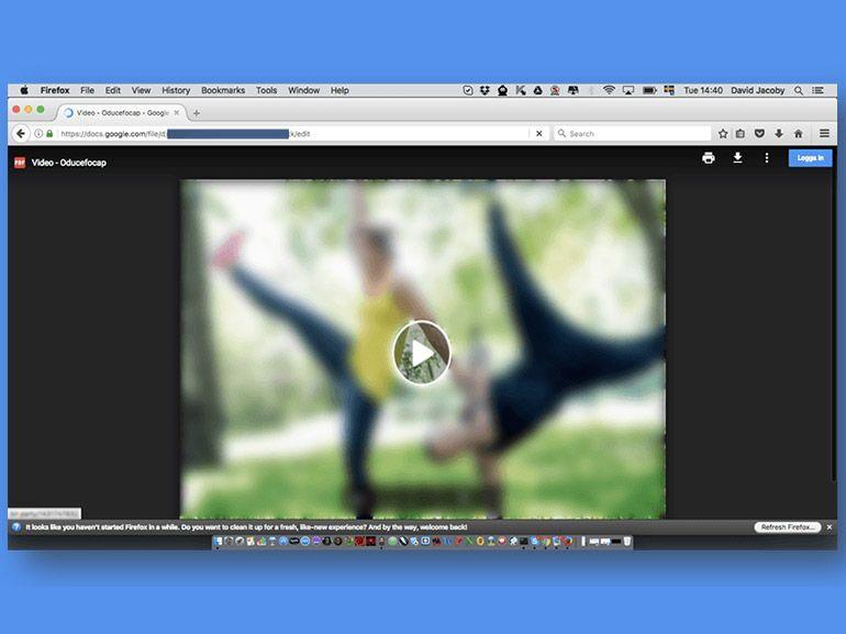 Facebook Messenger : un malware diffuse des vidéos piégées