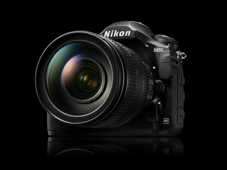 Nikon D850 : un reflex pro véloce avec Xpeed 5 et un grand capteur de 45,7 Mpx