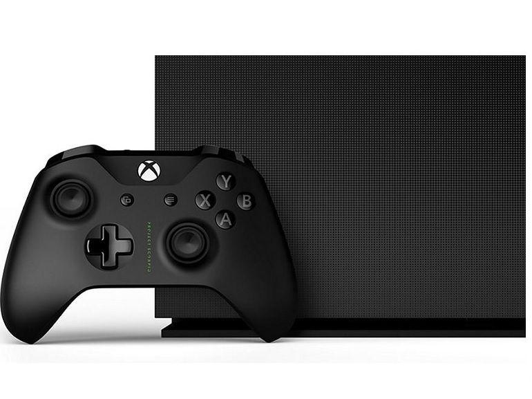 Xbox One X et One S : Microsoft dévoile des éditions limitées