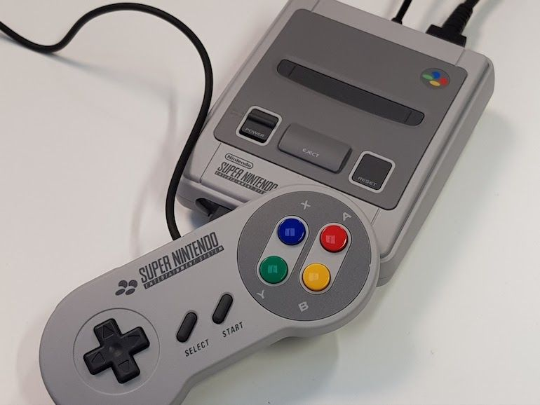 La Super NES Classic Mini se vend mieux que la Nintendo Switch, la PS4 ou la Xbox One aux US
