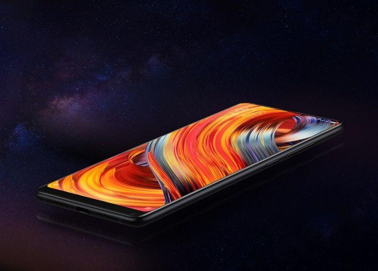 GearBest : le Xiaomi Mi Mix 2 (256 Go) à 528 euros