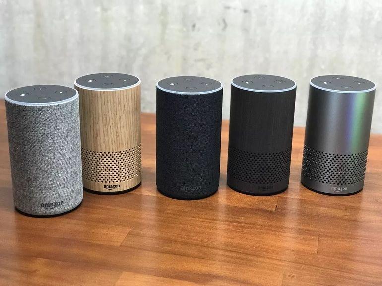 Enceintes connectées : Amazon domine toujours avec ses Echo, Google en embuscade