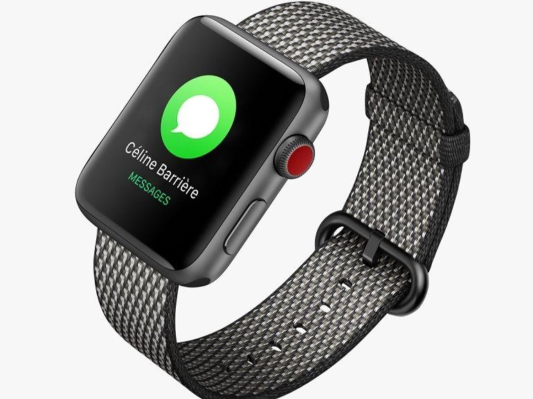 Apple Watch 3 : le problème de réception 4G corrigé par WatchOS 4.0.1