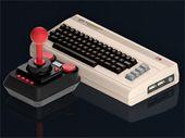 Après la NES et la SNES, le Commodore 64 revient lui aussi en format « Mini »