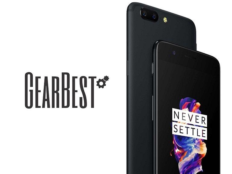 GearBest : le OnePlus 5 à partir de 371 euros