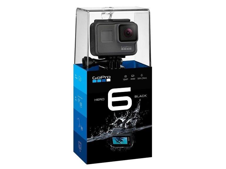 La GoPro Hero6 est en approche : enfin de la 4k à 60 fps ?