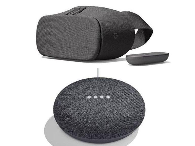 Un Google Home Mini et un nouveau Daydream View en plus des Pixel 2?