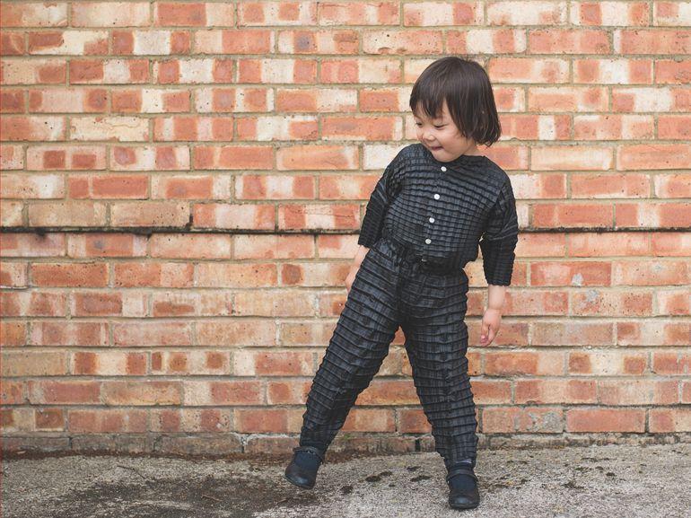 Petit Pli : des vêtements qui grandissent avec vos enfants