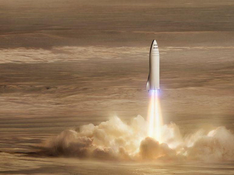 SpaceX : une conférence secrète avec la NASA pour étudier le voyage vers Mars