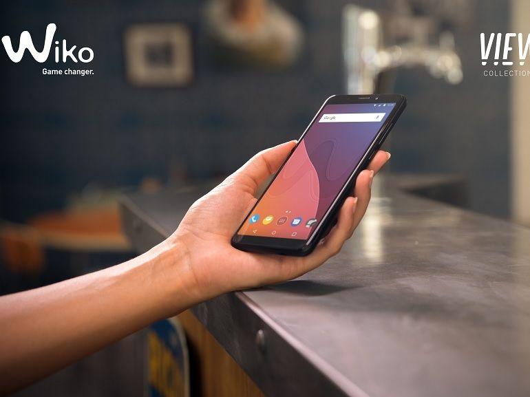"""Bon Plan : le smartphone """"borderless"""" Wiko View est à 157€ au lieu de 200€"""