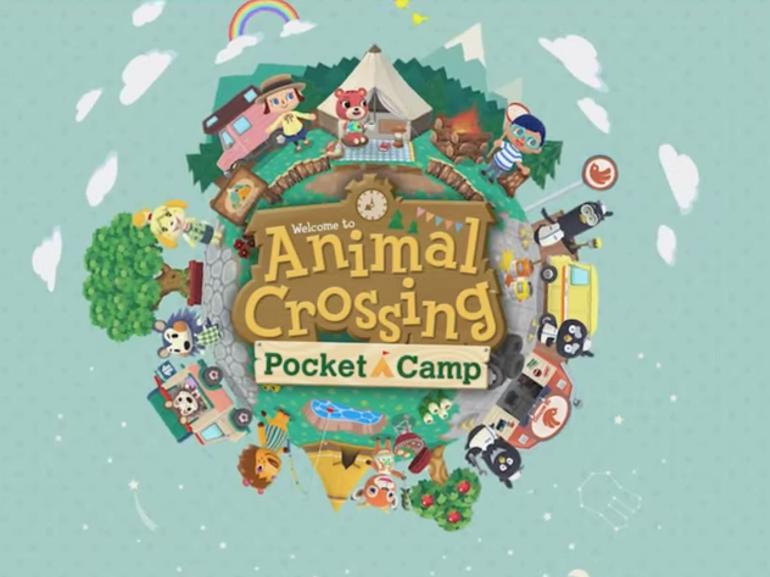 Annimal Crossing : Pocket Camp, lancement prévu fin novembre sur mobile