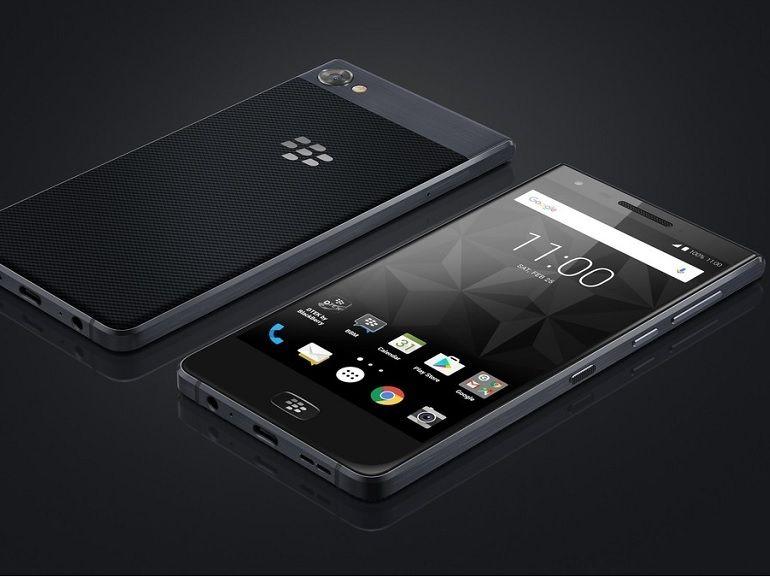 Le BlackBerry Motion est officiel, pas de clavier physique mais une batterie XXL de 4000 mAh