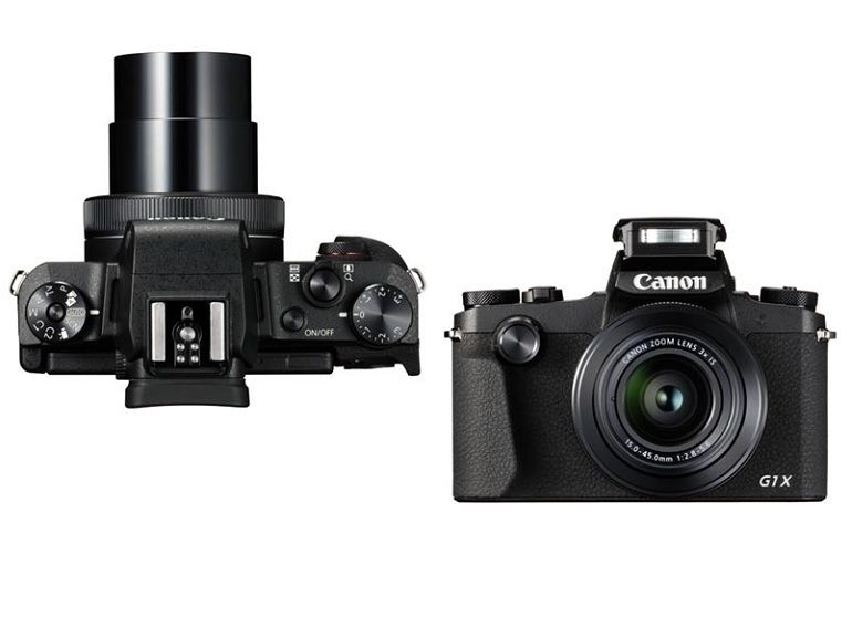 PowerShot G1 X Mark III : Canon renouvelle son compact expert, qui gagne en vitesse