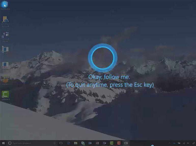 Windows 10 : suivez Cortana, il vous guide à la découverte du système