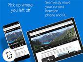Edge pour Android se dote d'un bloqueur de pub dans sa version bêta