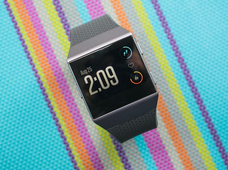 Test de la Fitbit Ionic, LA concurrente de l'Apple Watch
