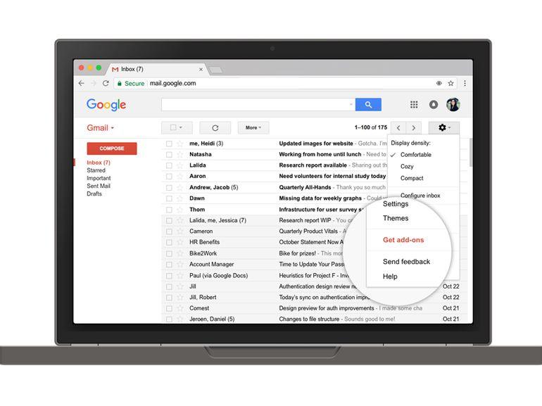 Gmail : des modules complémentaires pour « pimper » sa messagerie
