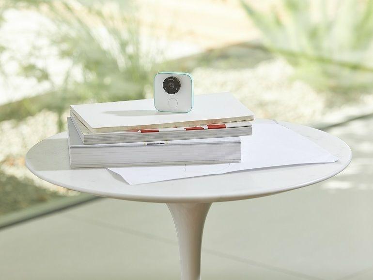 Google Clips : petite caméra, grosse IA