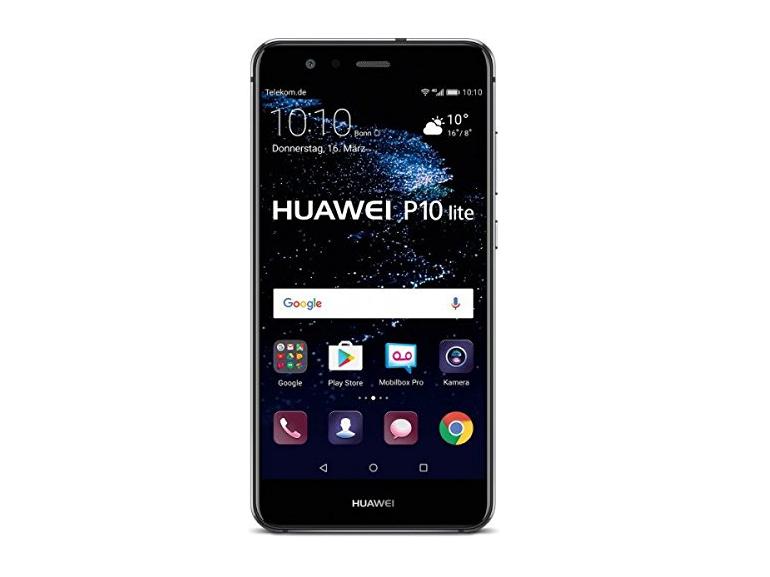 Bon plan : Huawei P10 Lite à 199€ ce 19 janvier