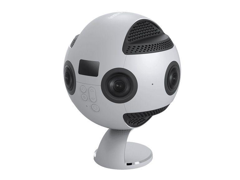 """Insta360 Pro : la première caméra """"Street View Ready"""" arrive et elle coûte un bras"""