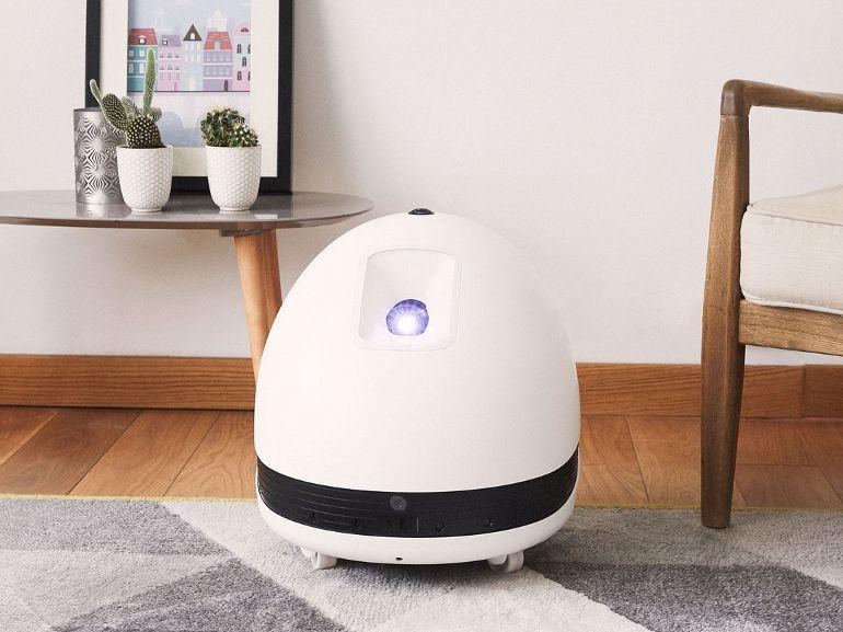 Keecker: le robot projectionniste est enfin disponible