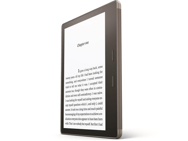 Amazon dévoile sa nouvelle Kindle Oasis, résistante à l'eau et commercialisée à partir de 249€
