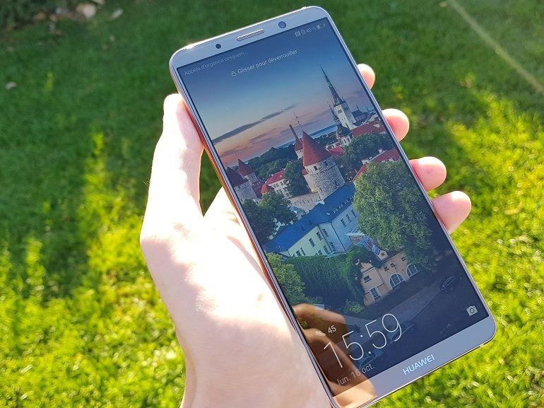 Bon plan : le Huawei Mate 10 Pro passe à seulement 399€