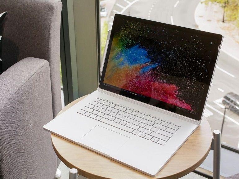 Microsoft renouvelle son Surface Book et ajoute une version 15 pouces