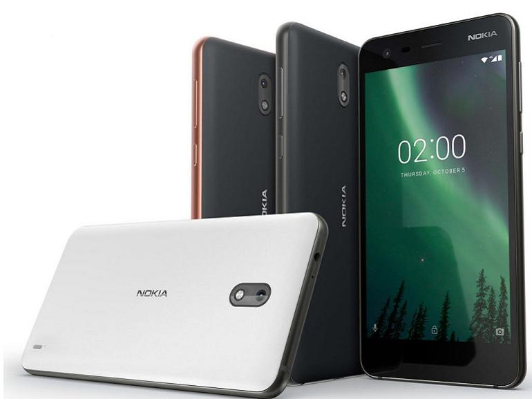 Nokia 2 : un smartphone à moins de 100€ et avec deux jours d'autonomie