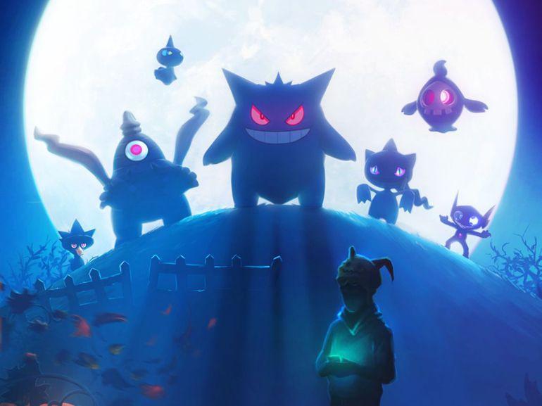 Pokémon Go : les premiers monstres de 3e génération arriveraient pour Halloween