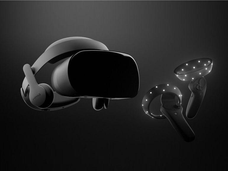 """Samsung dévoile Odyssey, un casque de réalité mixte """"haut de gamme"""" pour Windows 10"""