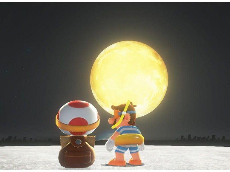 """Super Mario Odyssey : """"vous surprendre, sans pour autant vous effrayer"""""""